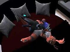 Kobold Attacked My Guilmon