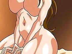 Super Busty Manga  Get Their Pussies Banged Hard