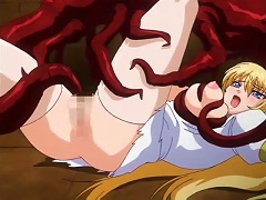 Horny Anime With Fantasy Element