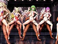 Mmd Sex Dance